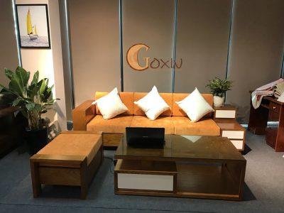 Chia sẻ mẫu sofa gỗ đẹp hiện đại cao cấp và sang trọng
