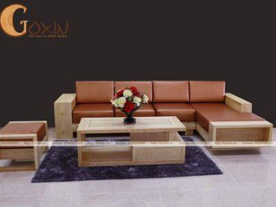 Sofa Gỗ GX04