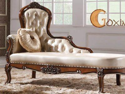 Lựa chọn màu sắc ghế thư giãn gỗ đệm hợp phong thủy