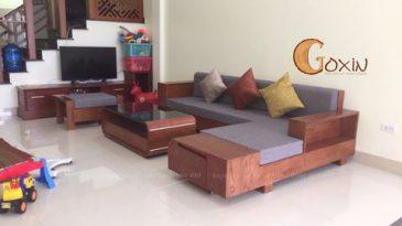Địa chỉ mua sofa gỗ uy tín tại hà nội